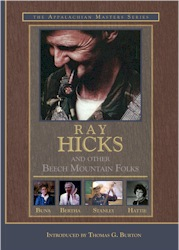 Ray Hick and Other Beech Mountain Folks DVD cover