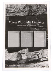 Voices Worth the Listening: Three Women of Appalachia book cover